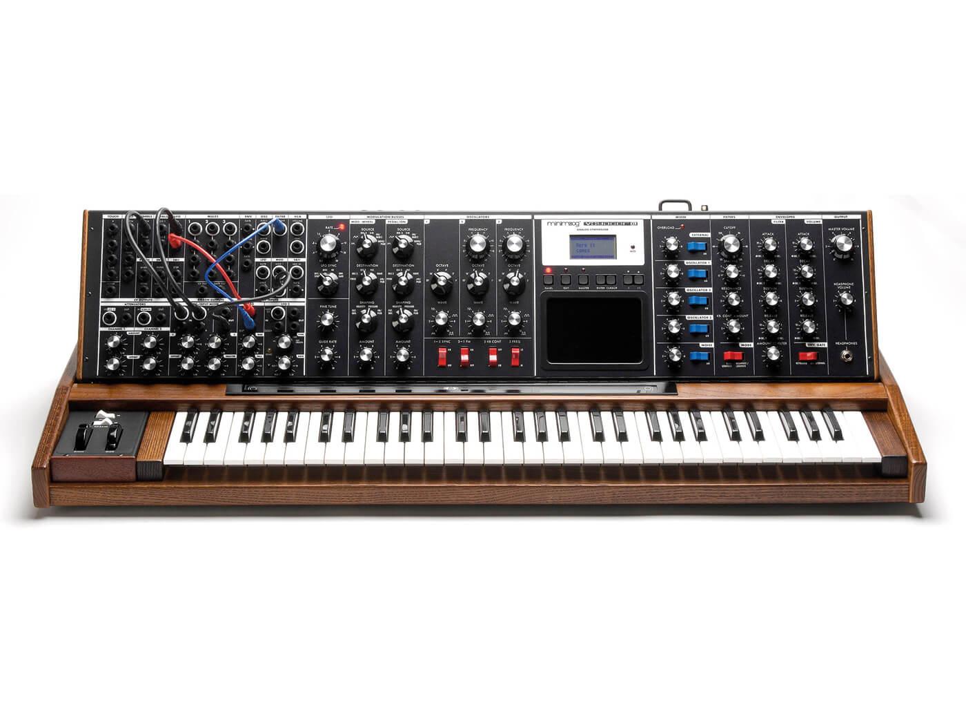 GOTD Moog Minimoog Voyager XL