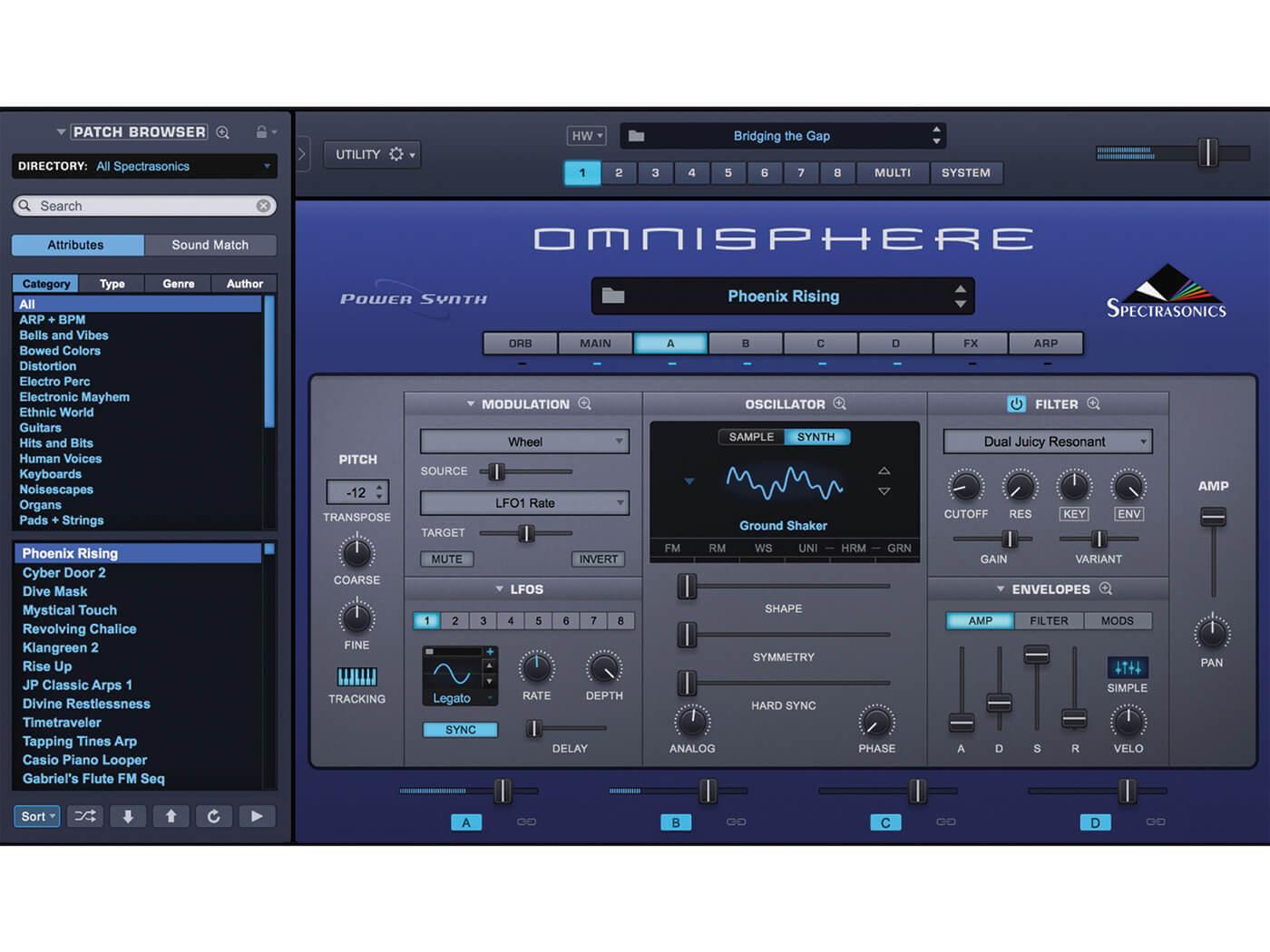 GOTd Spectrasonics Omnisphere 2