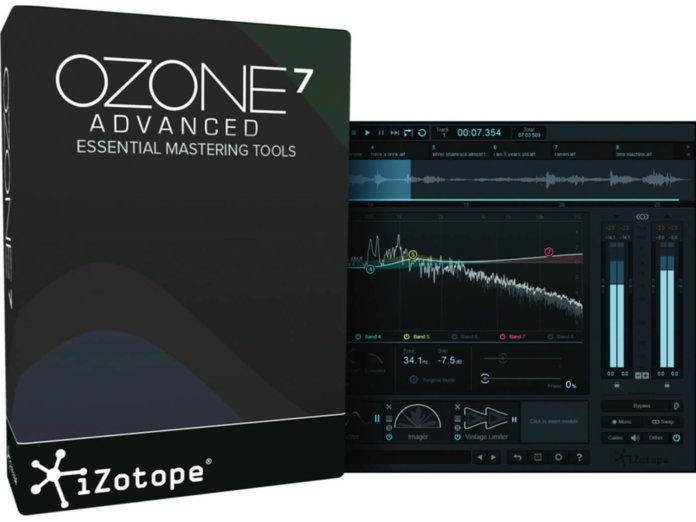 GOTD iZotope Ozone 7