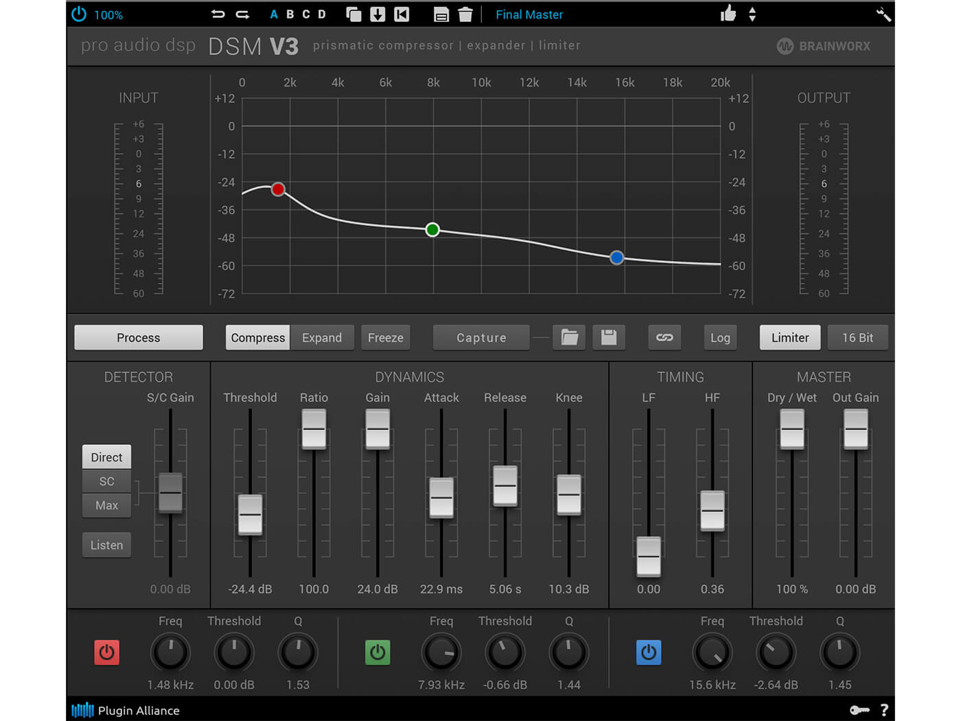 Pro Audio DSP DSM V3