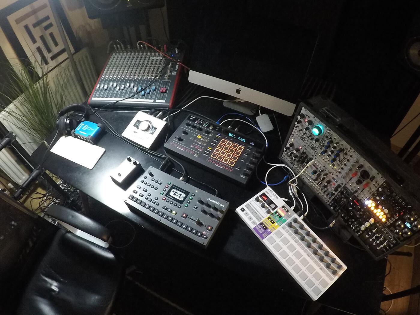 Third Son Desk