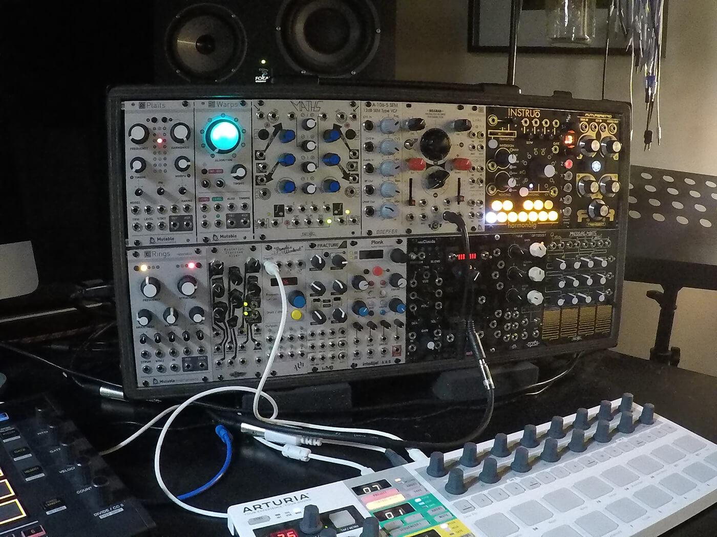 Third Son Modular Synth