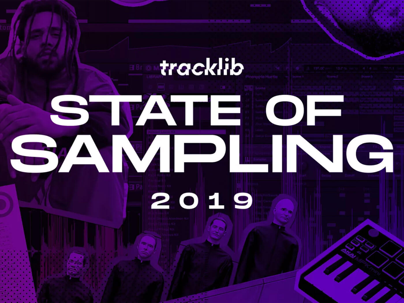 How has sampling contributed to popular music in 2019? Tracklib finds out - MusicTech