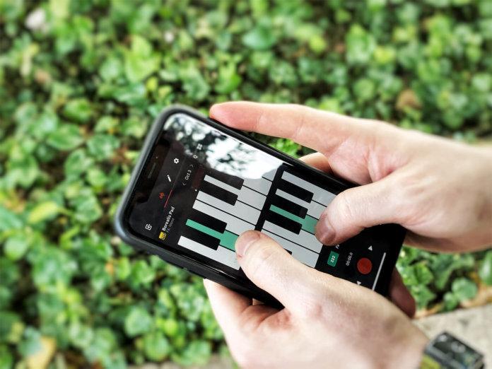 Mobile music Bandlab