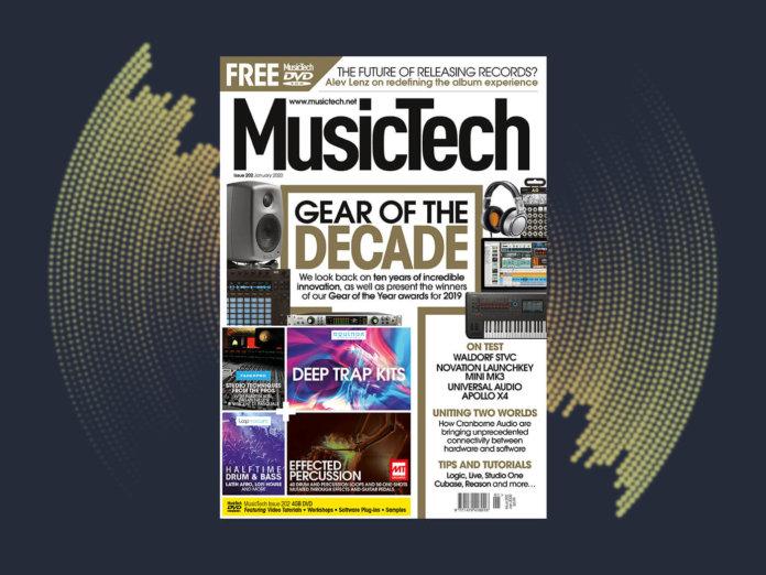 musictech 202 gear of the decade year