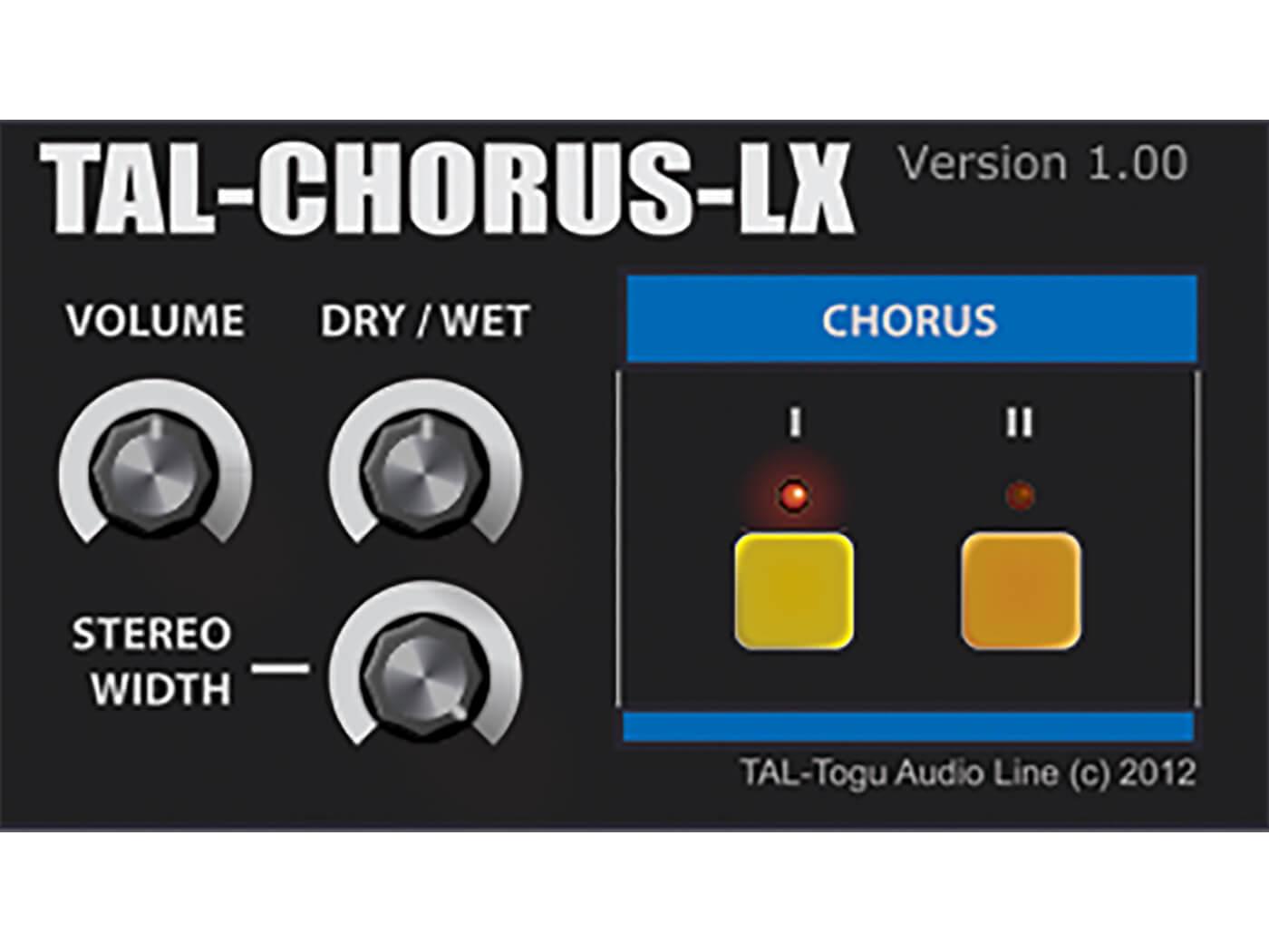 TAL Chorus LX