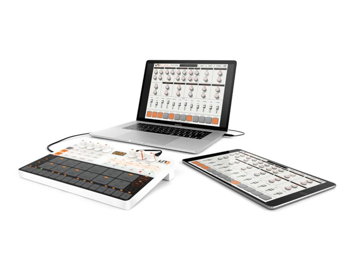 IK Multimedia UNO Drum Editor