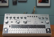 Behringer's TR-6060 clone, the RD-6