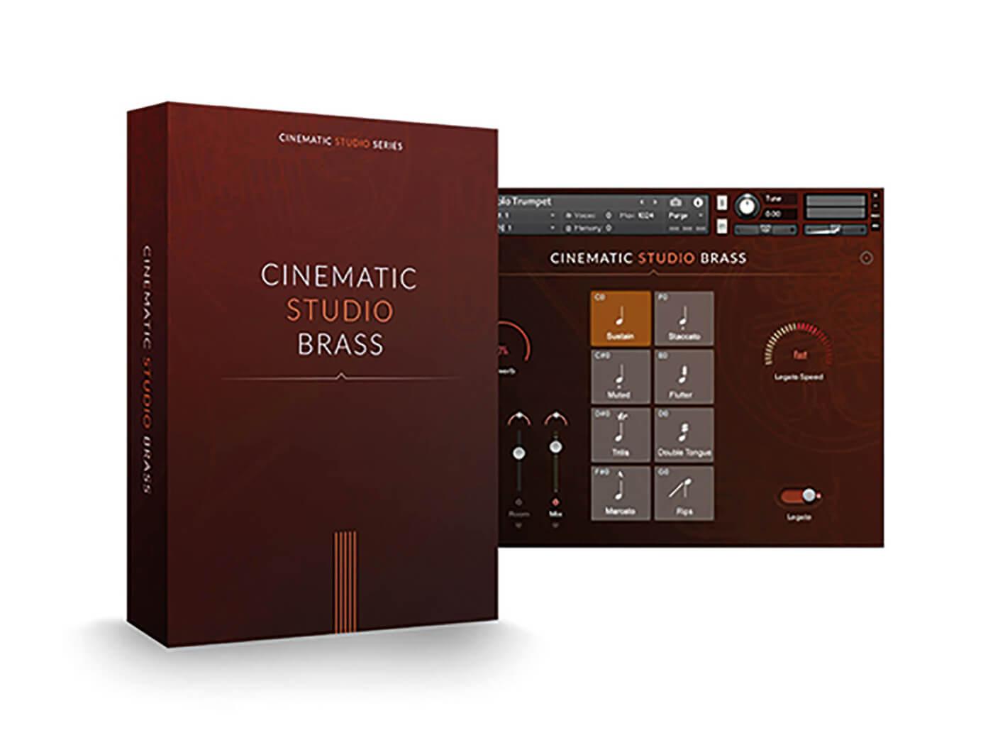 Cinematic Studio Samples Brass