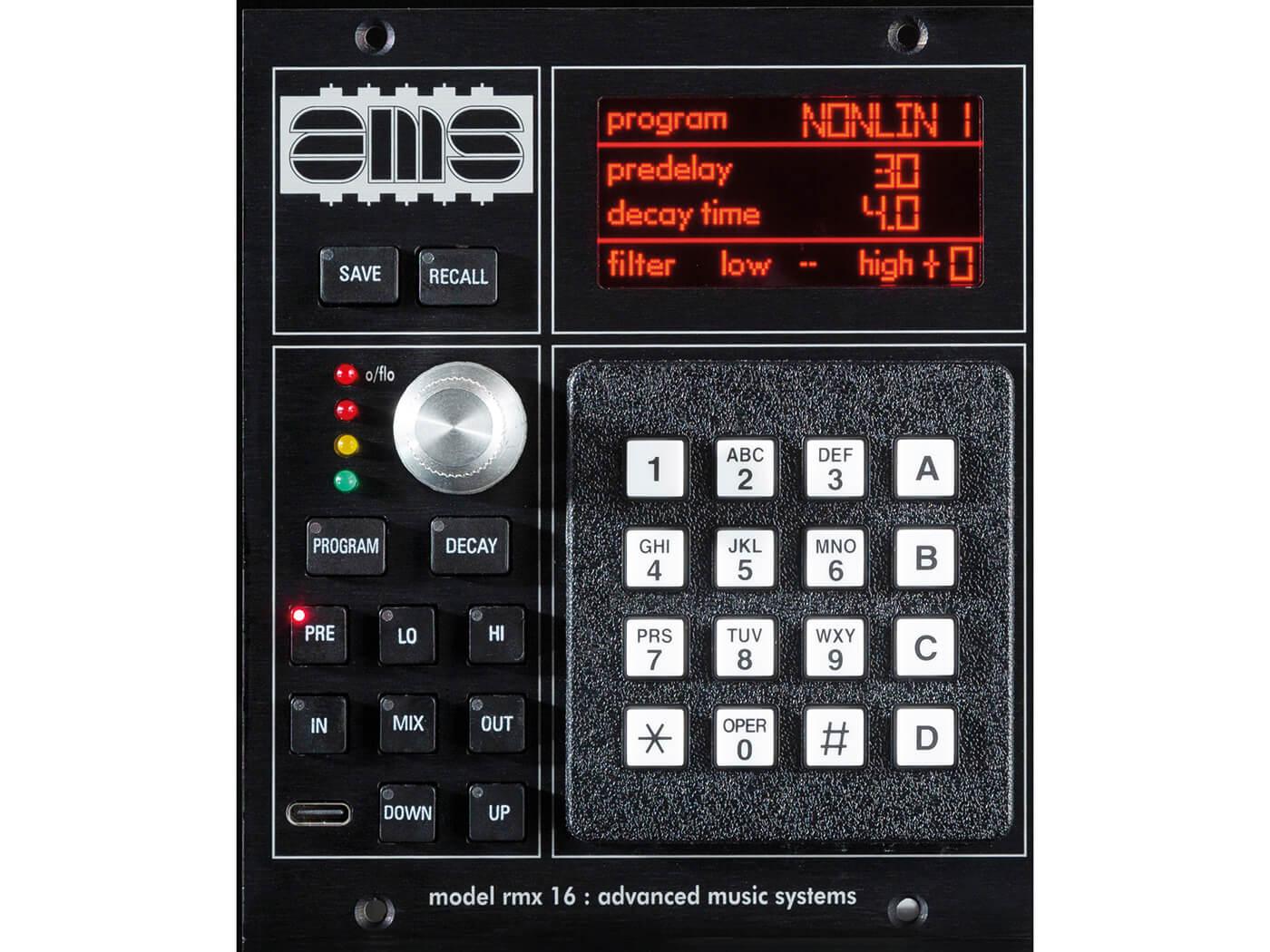 AMS Neve RMX 16