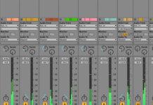 Ableton Live Mixer
