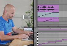 Ableton Slice Audio hero