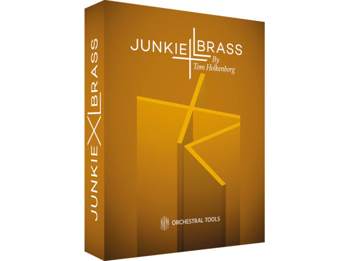 Orchestral Tools Junkie XL Brass