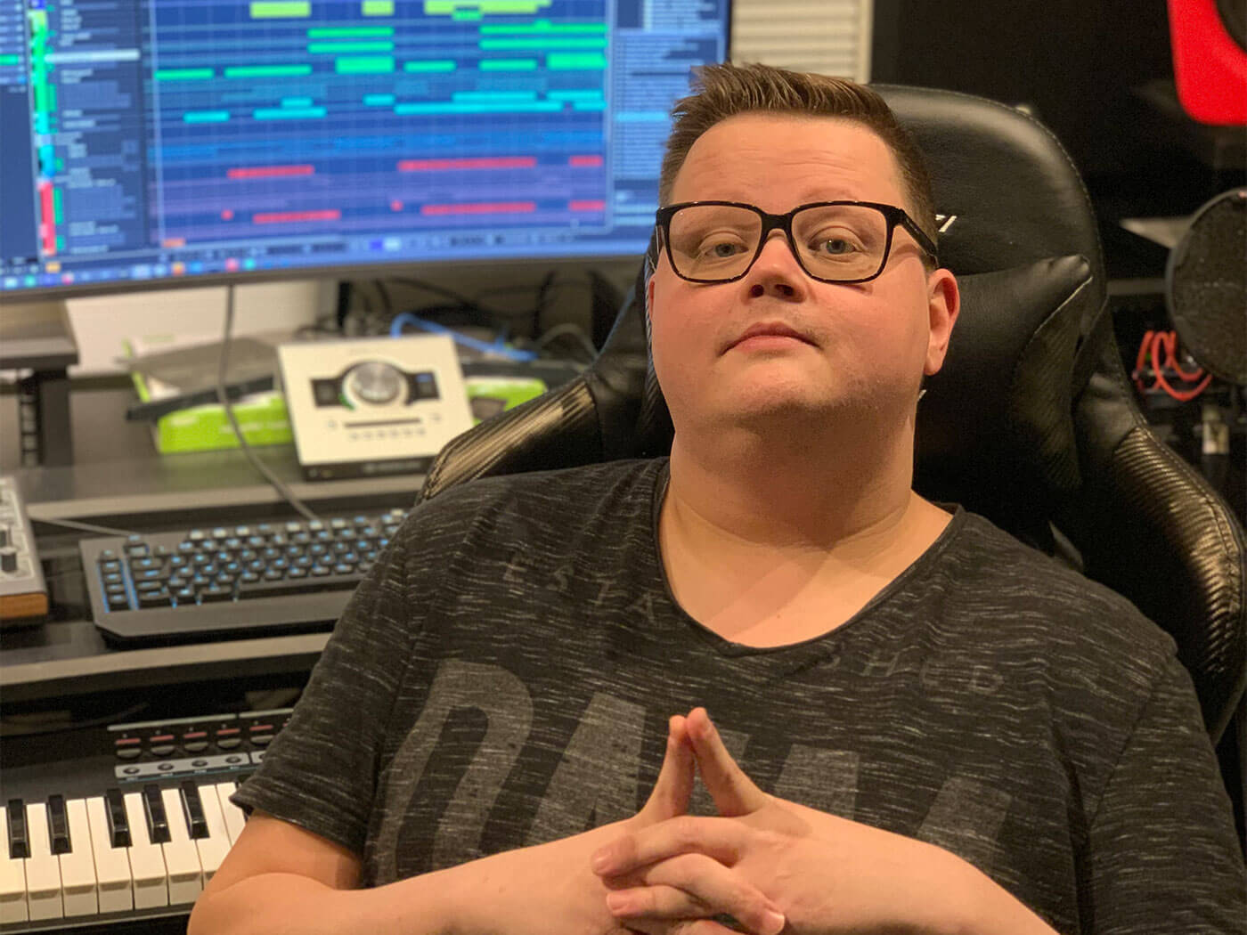 Ørjan Nilsen on the birth of his career and what tracks inspired him   MusicTech