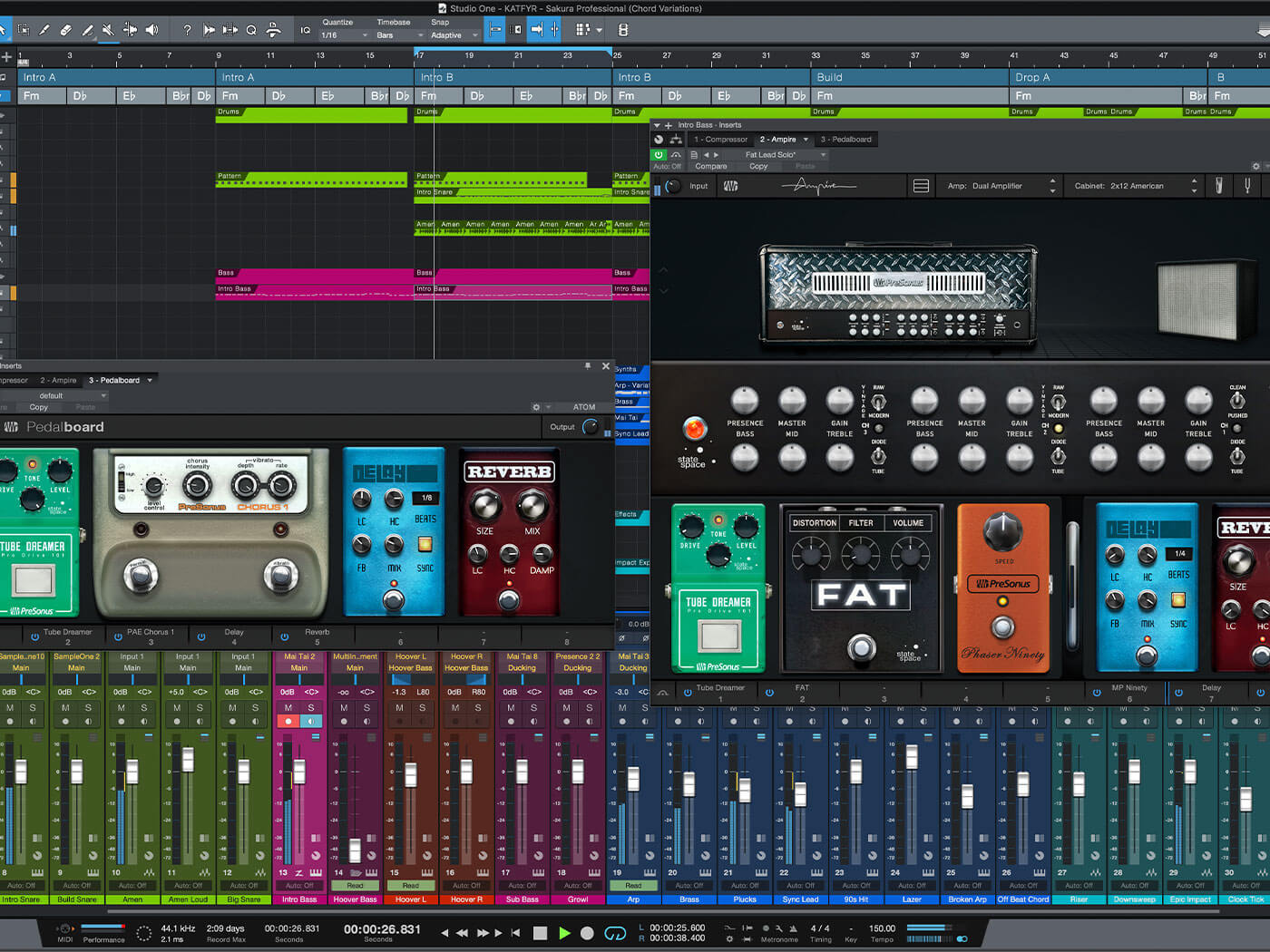 Access all of Studio One's plug-ins in your preferred DAW with PreSonus Hub - MusicTech