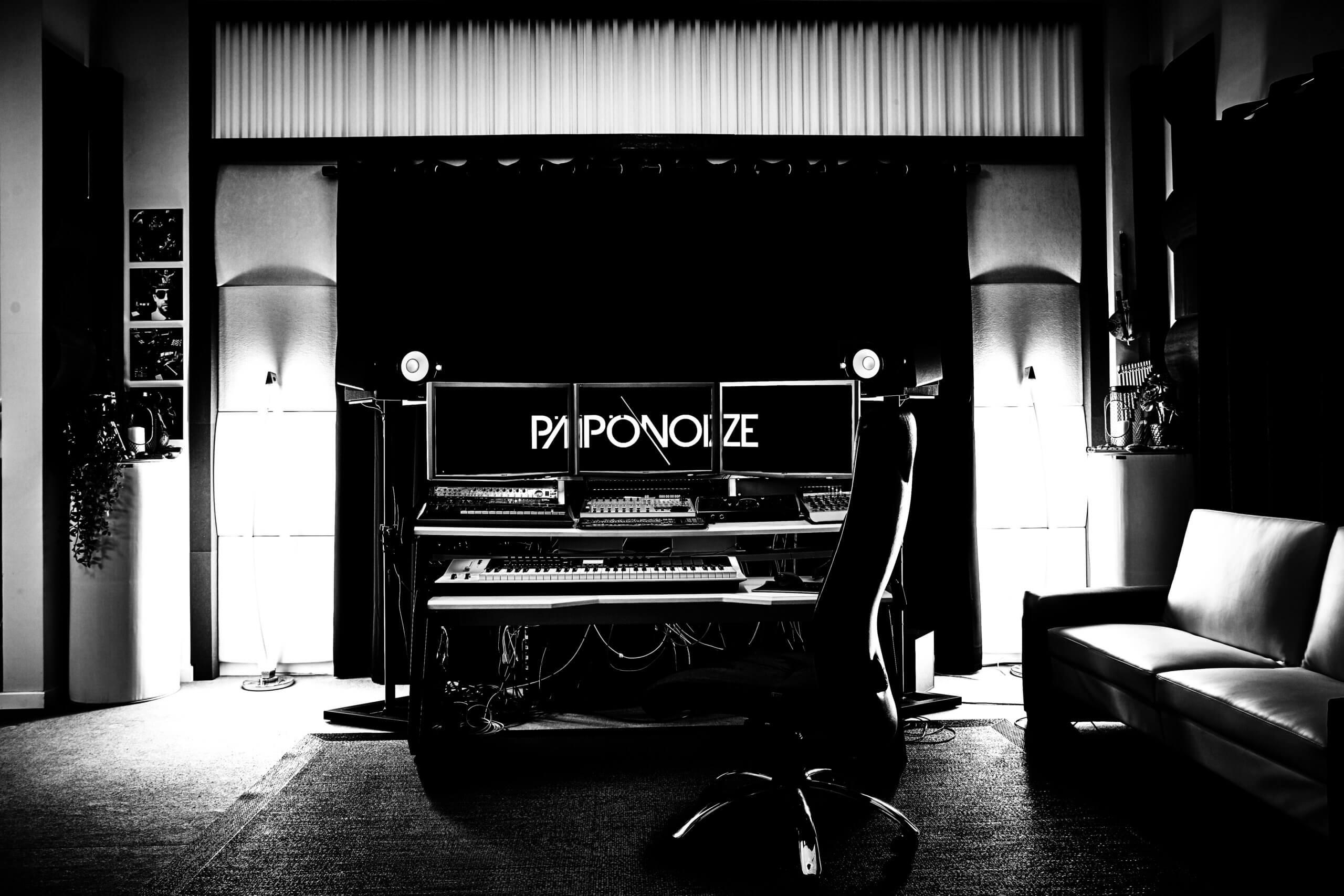 PapoNoize Studio 1