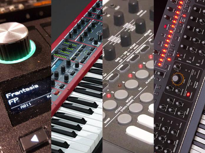 best synths namm 2020