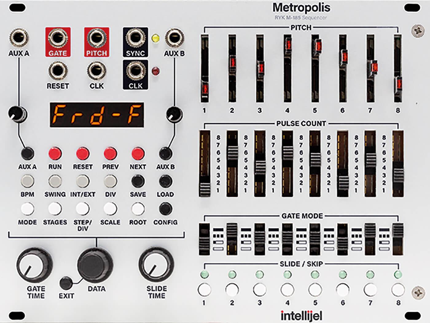 Intellijel Metropolis