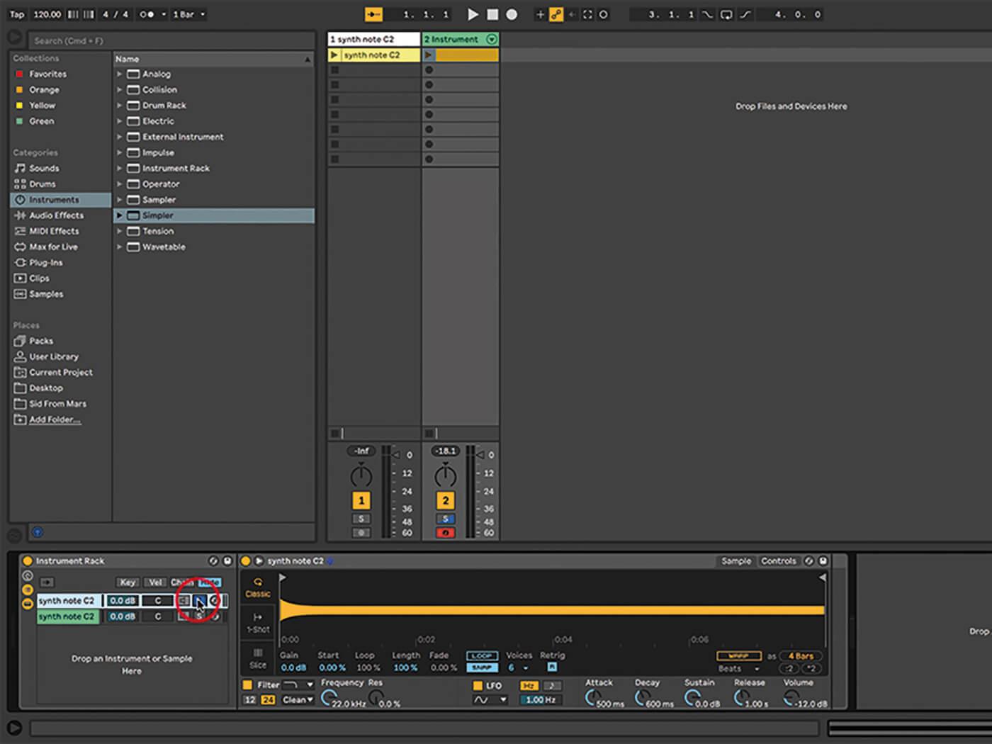 Ableton Live Walkthrough 10