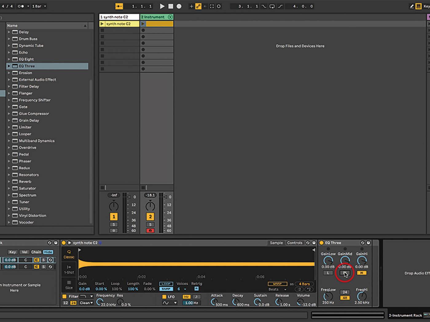 Ableton Live Walkthrough 12