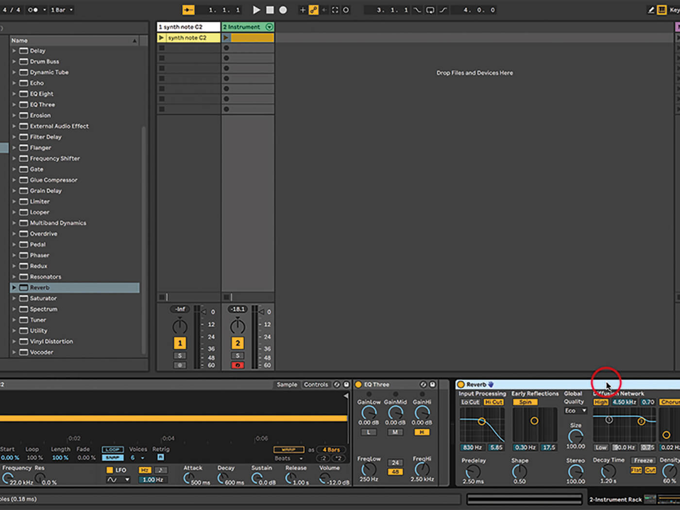 Ableton Live Walkthrough 13