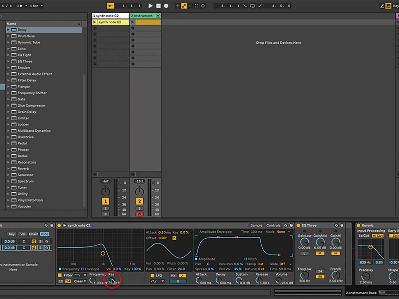 Ableton Live Walkthrough 14