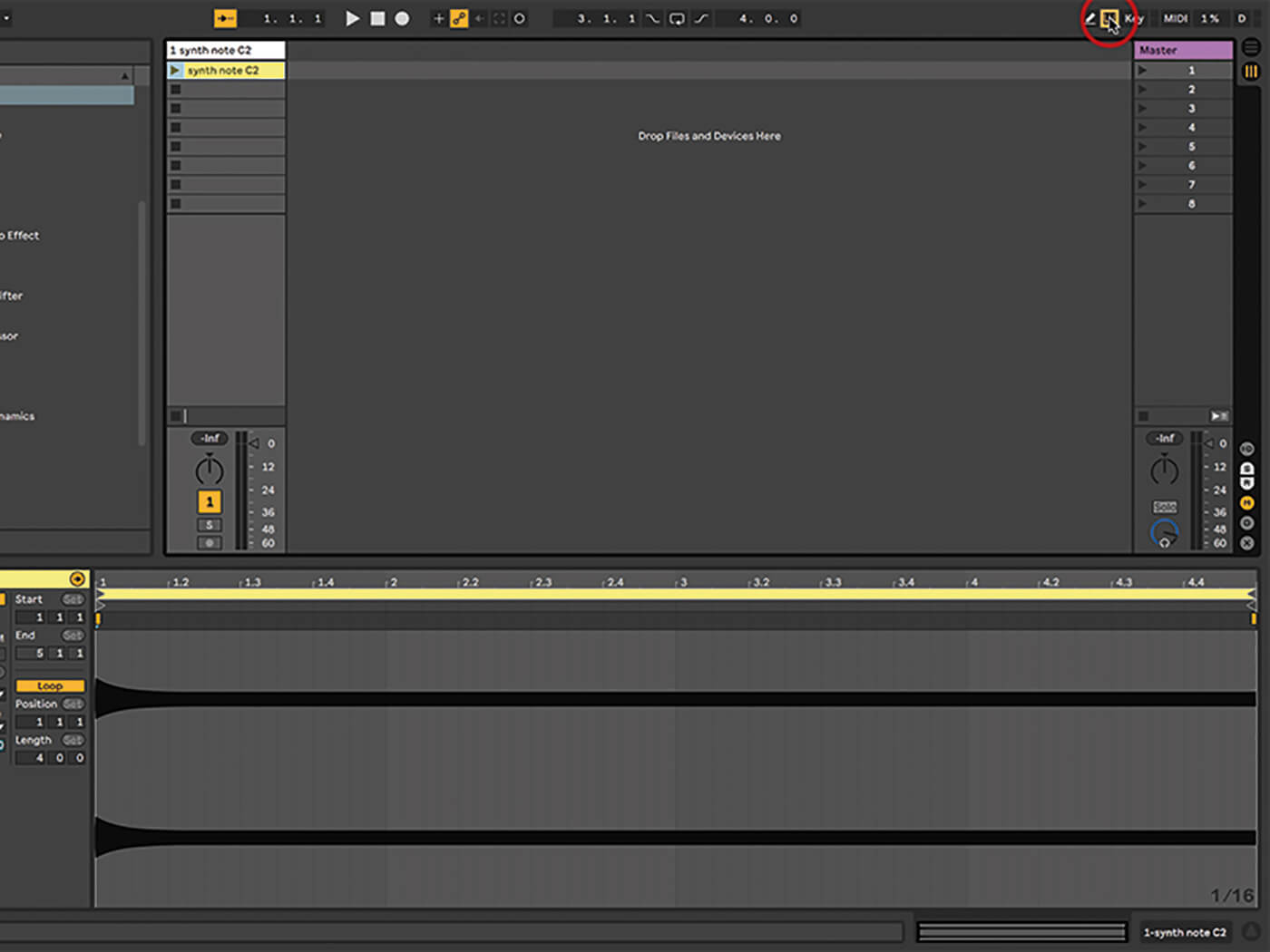 Ableton Live Walkthrough 2