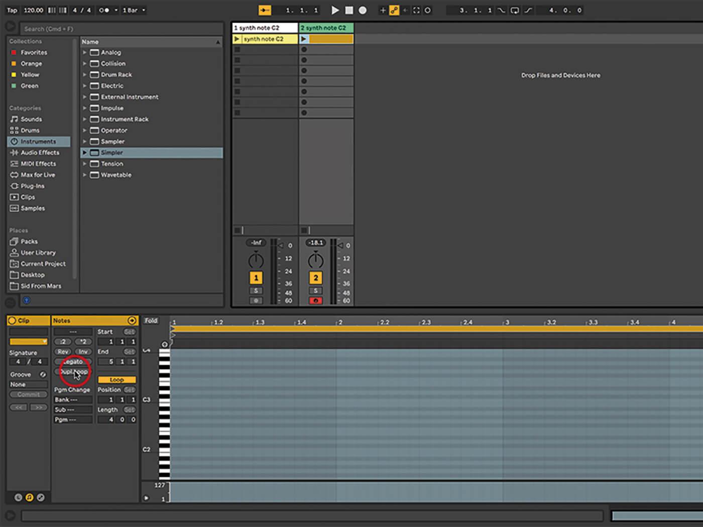 Ableton Live Walkthrough 5