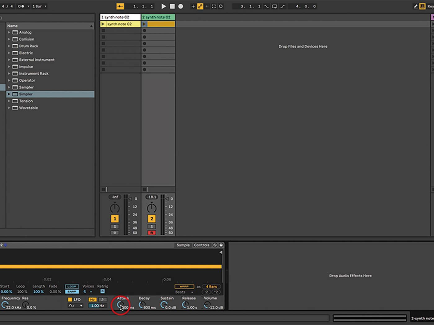 Ableton Live Walkthrough 7