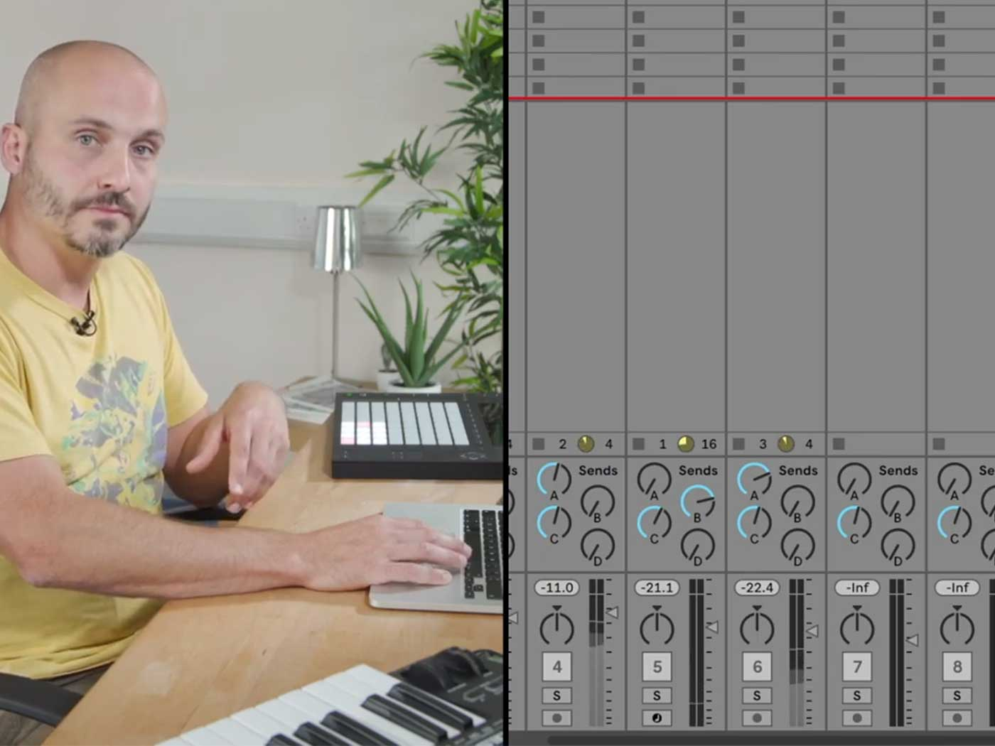 Ableton Live's auxiliary effects defined and understood - MusicTech