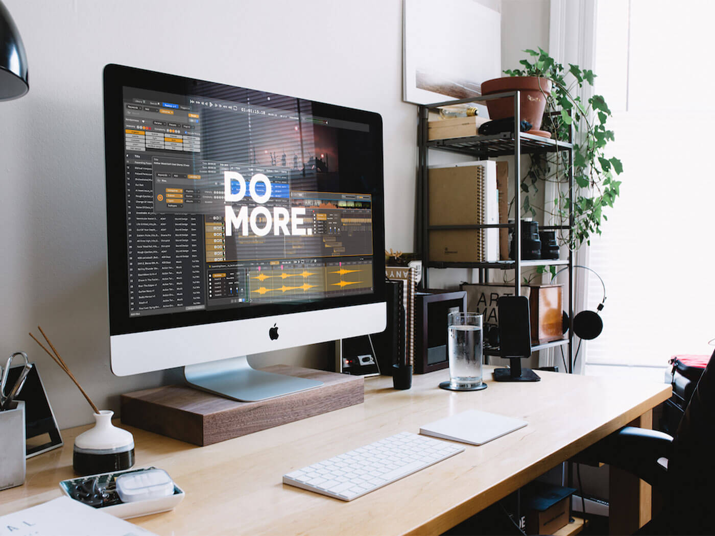 Audio Design Desk uses assistive AI to create audio for media and entertainment