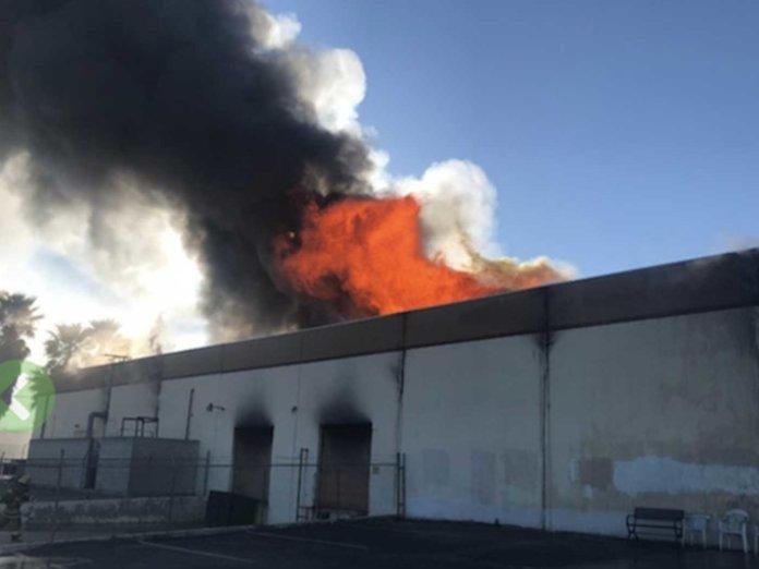 Catastrophic Fire Leaves Apollo Masters Vinyl