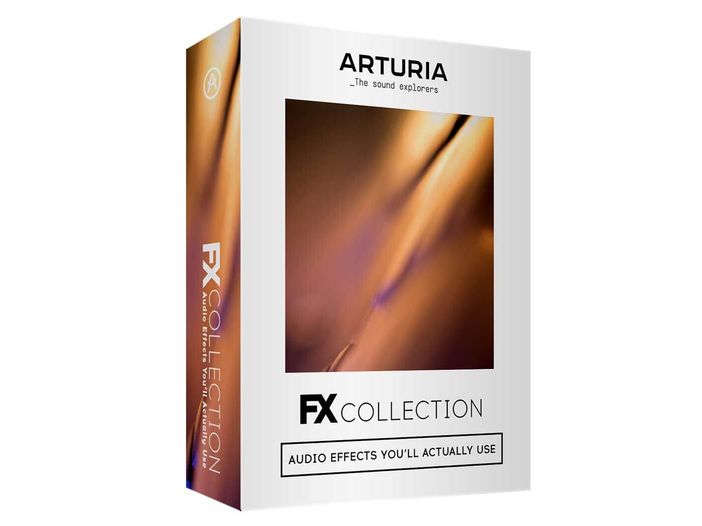 Arturia bundles up 15 effects plug-ins in its FX Collection - MusicTech