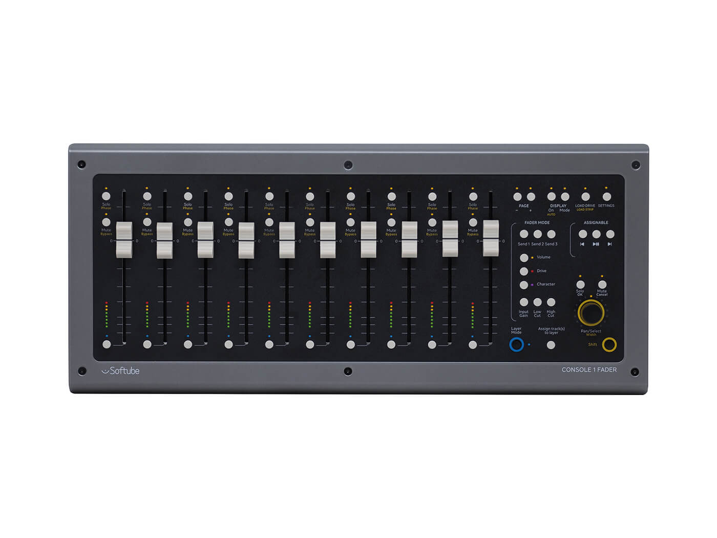 Softube Console 1 Fader Review