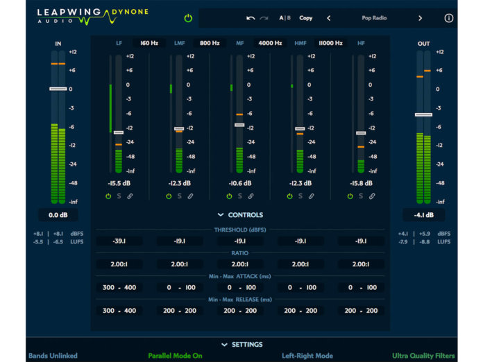 Leapwing Audio DynOne 3