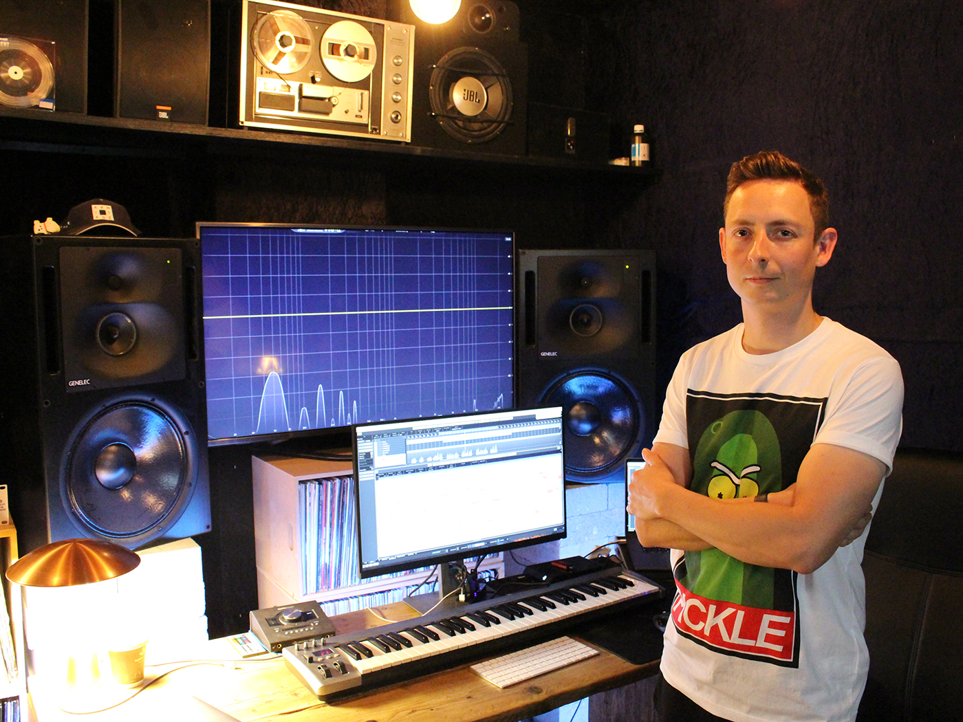 James Hurr shares some pro secrets on crafting the perfect mix for a dance floor anthem