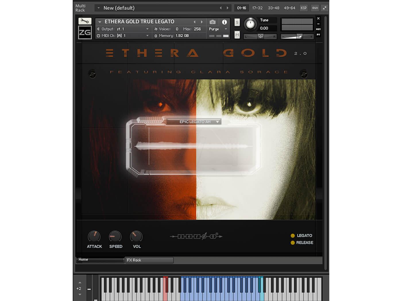 Ethera Gold 2 Legato