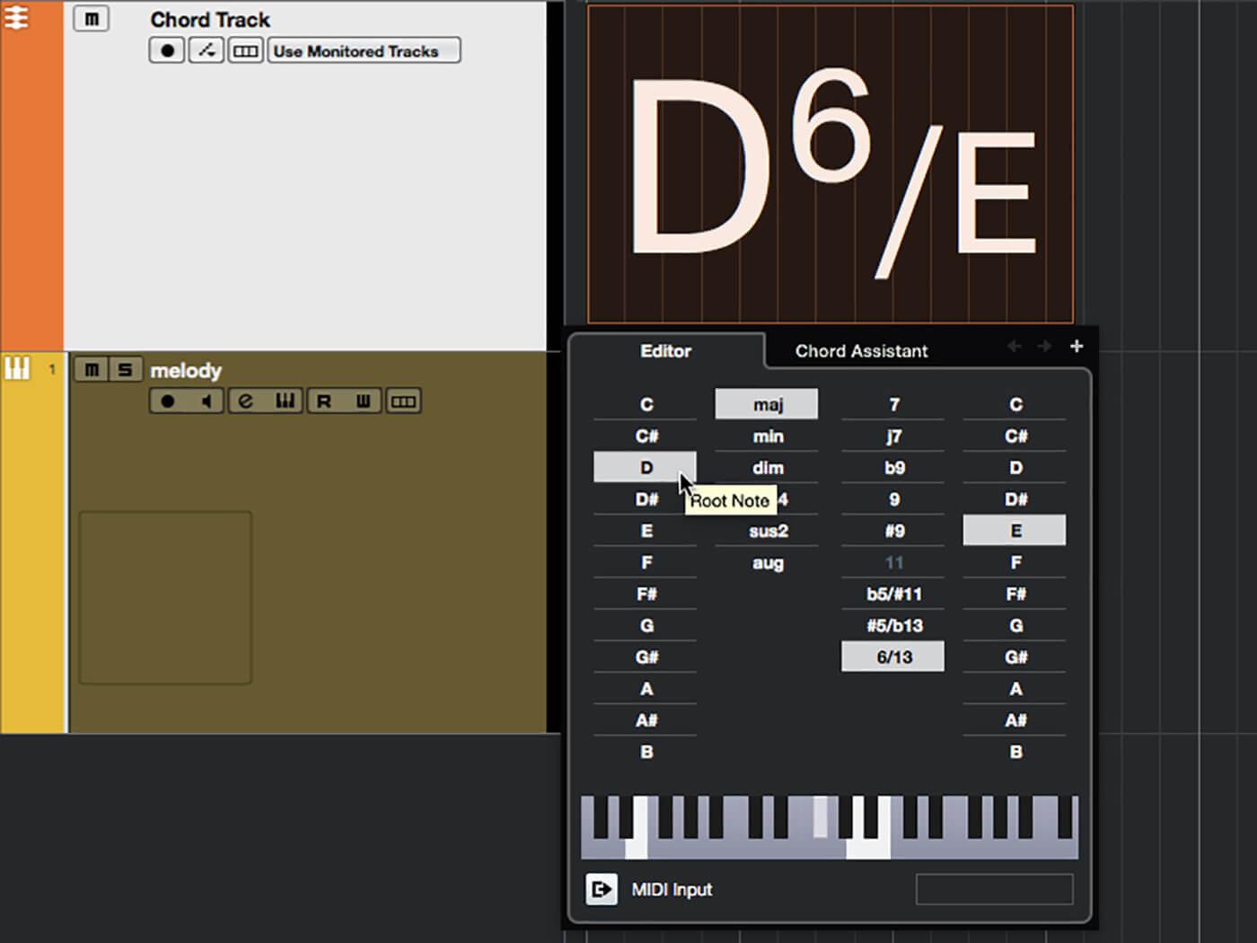 MT 205 Cubase Score Editor Step 3