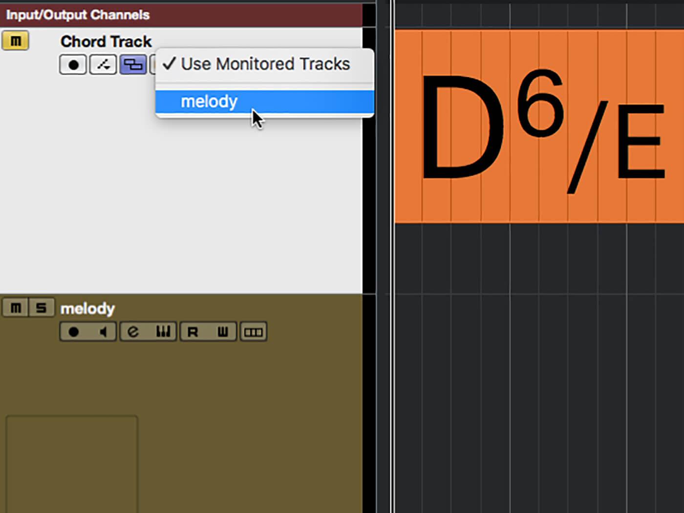 MT 205 Cubase Score Editor Step 5