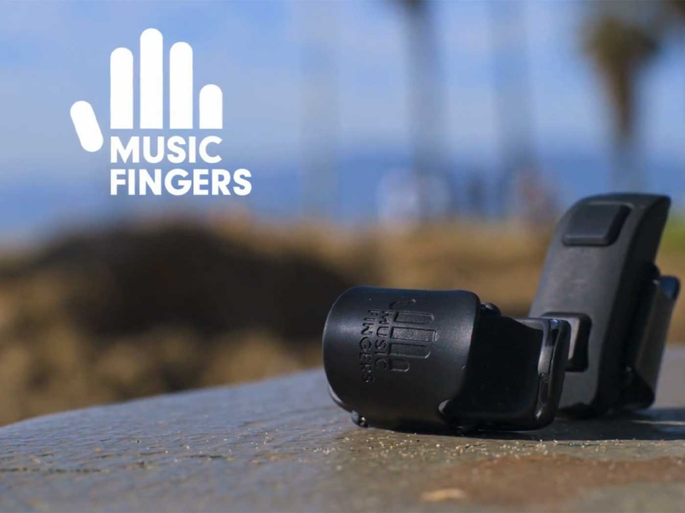 Music Fingers is the new wearable instrument that everyone can play - MusicTech