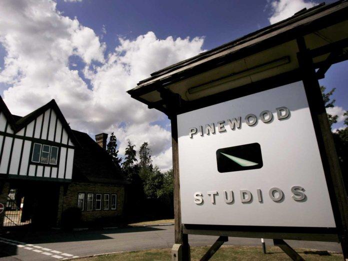 Pinewood Studios Close Creative Audio department