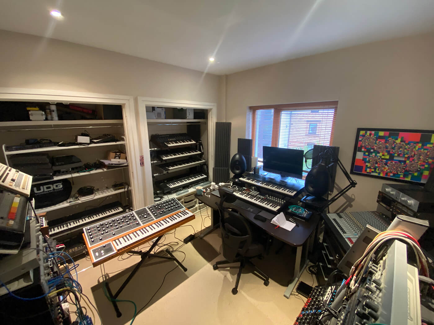 Space Dimension Controller Studio