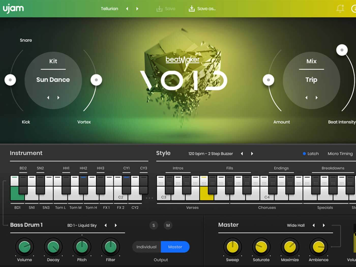 ujam makes a break for DnB producers with VOID - MusicTech