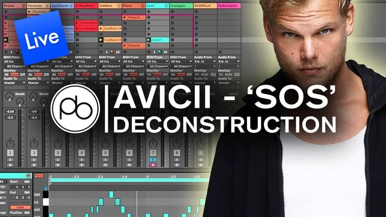Point Blank Tutorial: Avicii 'SOS' ft. Aloe Blacc track breakdown - MusicTech