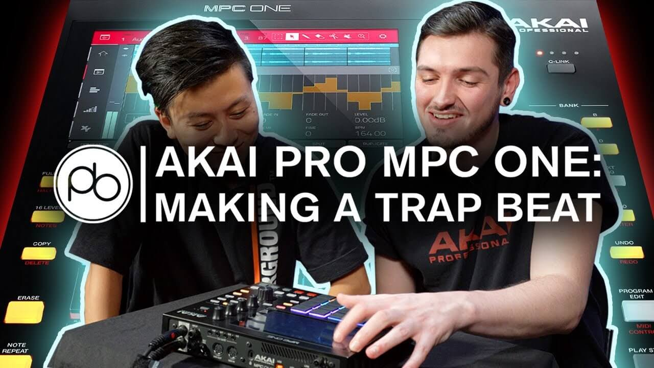 Point Blank Tutorial: Making a trap beat in 10 minutes on the MPC One - MusicTech