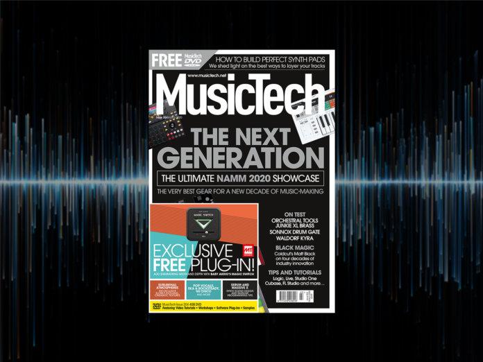 musictech march 2020 mt205