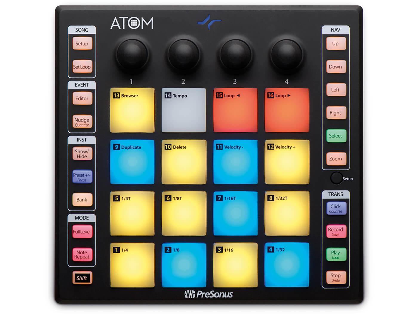 Presonus Atom Review