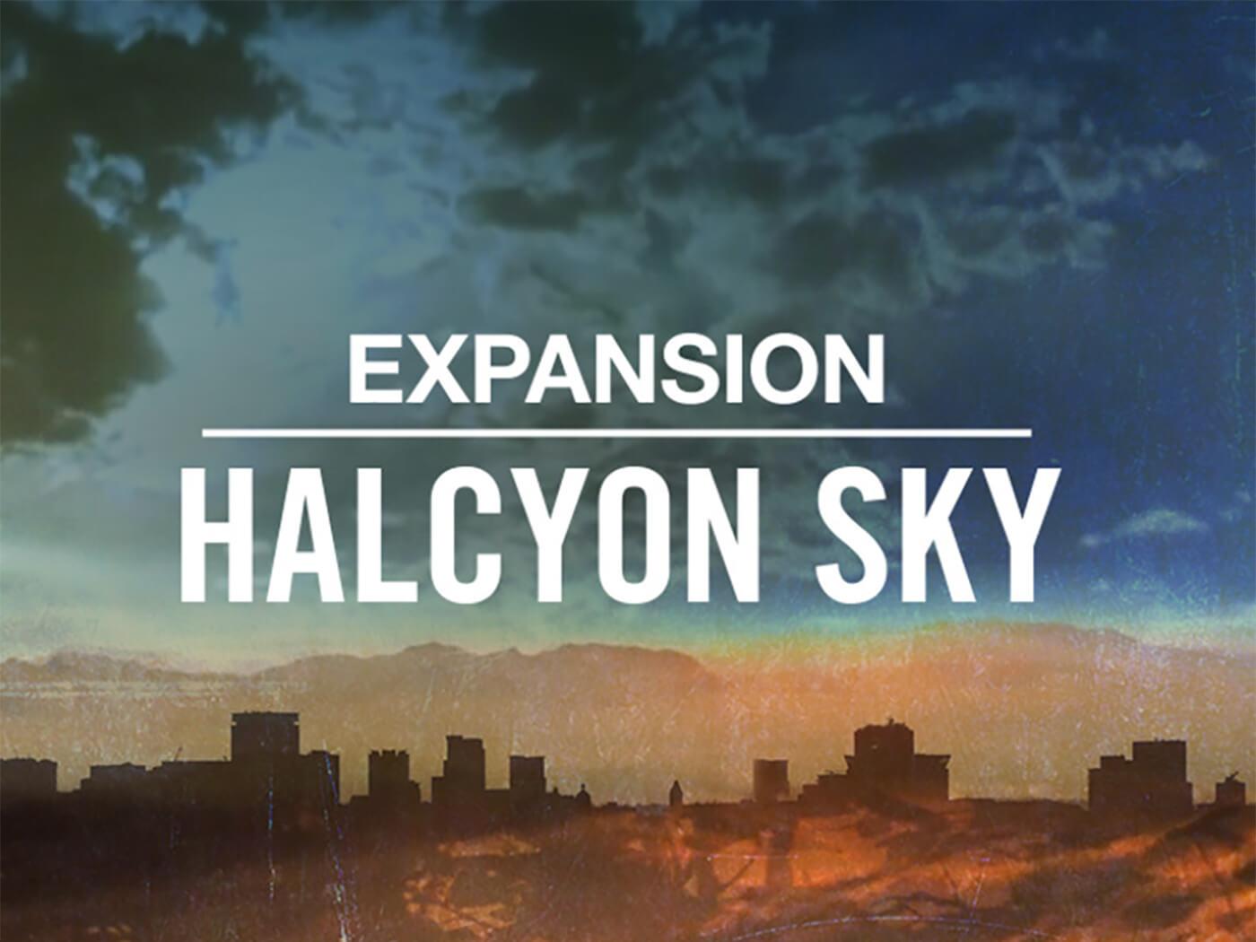 Native Instruments Halcyon Sky