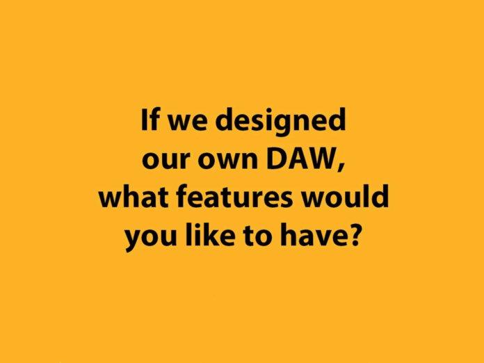 Behringer DAW decision