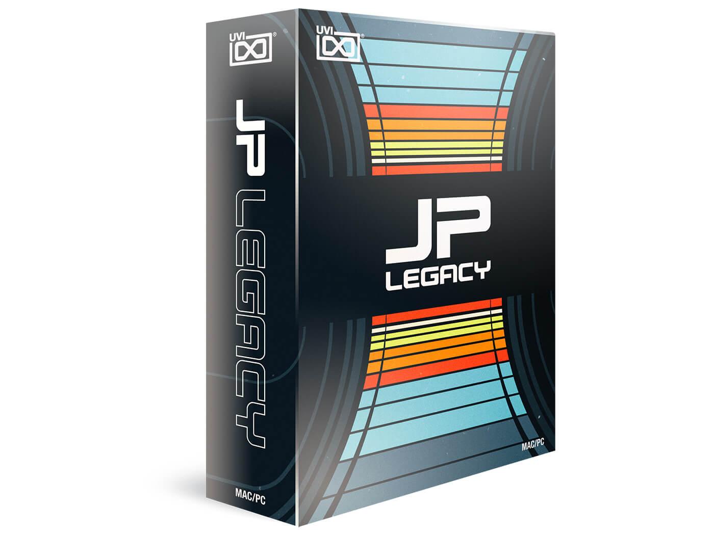 UVI Vintage Vault 3 JP Legacy Box